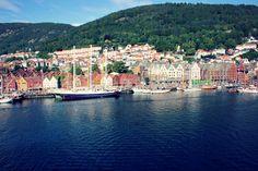 My gorgeous Bergen! July 25th, 2014