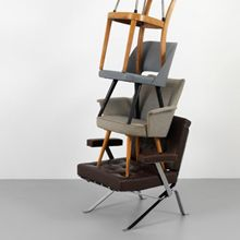 Martin creed chairs