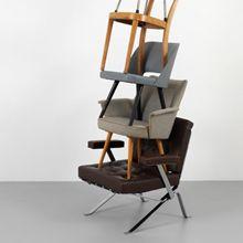 Martin creed chairs
