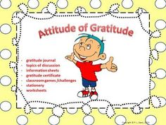 Attitude of Gratitude Workshop