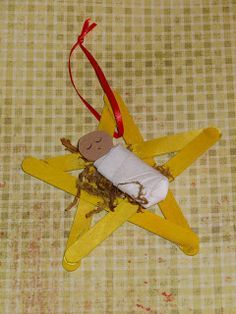 Create with Kiddos: Jesus' birthday party favors