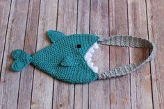 COOL SHARK BAG - COOLE HAAIEN TAS