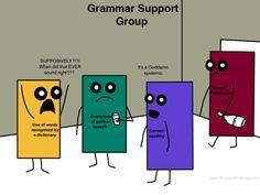 Grammar Support Group