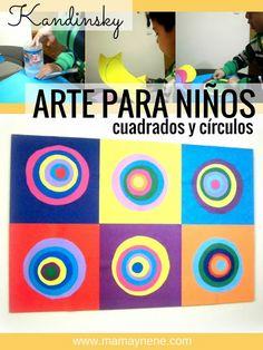 ARTE PARA NIÑOS-FORMAS-RECORTAR-MAMAYNENE