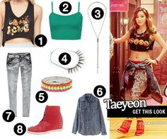 YesStyle SNSD - I got a boy | | Check out: sunny,tiffany, *Taeyeon* , *Yuri* , *Jessica* .