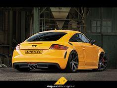 "#Audi TT ""Sportec"""