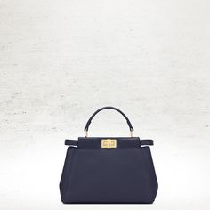 The Fendi Fall/Winter 2014-15 Mini Peekaboo