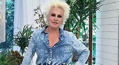 Ana Maria Braga se recusa a comer prato de participante de quadro