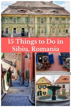 15 Splendid Things to Do in Sibiu, Romania | Sibiu Romania Travel | Travel Europe