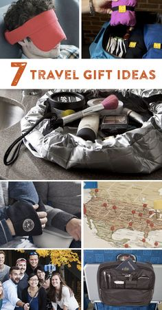 7 Travel Gift Ideas
