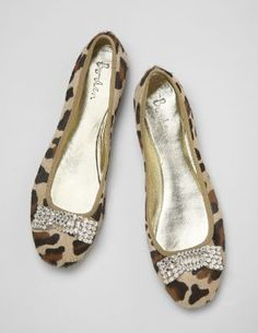 Animal print & sparkles! Favorite! Boden of course!
