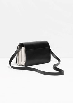 & Other Stories | Small Pleated Shoulder Bag