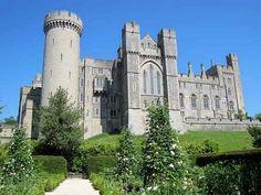 charlemange castle | Found on thegallopinggardener.blogspot.com