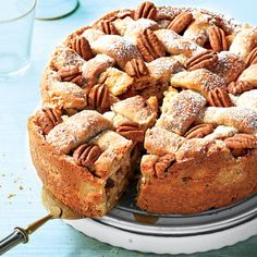 Dazzling Thanksgiving Pies: Cranberry-Apple Pie with Pecan Shortbread Crust