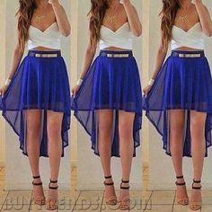 Stunning Royal Blue