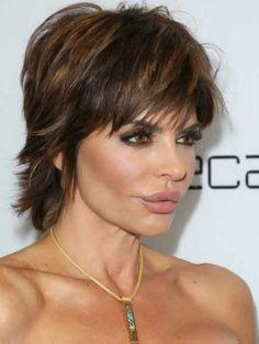 20+ Lisa Rinna Haircuts | Hairstyles