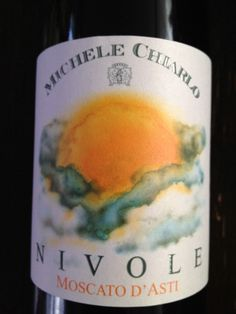 2010 Michele Chiarlo Moscato d'Asti Nivole. Rated high 92 points. Runs about $12. Haven't tried it, but read that it has a strong pear flavoring. Looking forward to trying it.