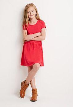 Classic Knit Dress (Kids) | Forever 21 girls - 2000172179