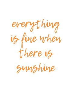 Everything is fine when there is sunshine - Beach Life Quotes For Inspiration - Beach Life Bliss quotes inspirational Beach Life Inspired Quotes For Your Soul - Beach Life Bliss - Coastal Lifestyle & AirBnb Hosting Wave Quotes, Sea Quotes, Words Quotes, Bliss Quotes, Sunset Quotes, Lyric Quotes, Lyric Art, Happiness Quotes, Nature Quotes