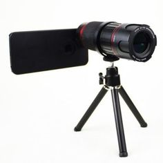 Get real best product 6x-18x Zoom Manual Focus Telescope SLR Design Phone Camera Lens with Tripod for Apple Iphone 5 5s - INTL with review,specs and cheapest price in Philippines. See our list of reviews, feature
