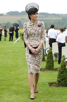 Кейт Миддлтон признана самой стильной женщиной лета | Marie Claire