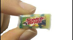 miniature products , miniature sponge , dollhouse miniatures diy