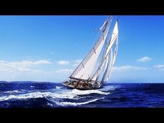Sailing Wallpaper, With ship through the ocean HD Wallpapers, fullscreen widescreen desktop background, 1366x768 Wallpaper Hd, Yacht World, Boat Insurance, Yacht Party, Ocean Wallpaper, Mobile Wallpaper, Classic Yachts, Sail Away, Super Yachts
