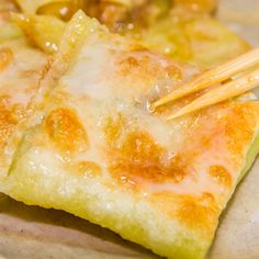 This cheesy flatbread recipe is just the thing for a pre-dinner craving.. Cheesy Flatbread Recipe from Grandmothers Kitchen.