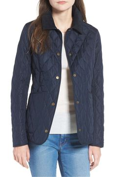 Main Image - Barbour Spring Annandale Quilted Jacket - PLATONIC IDEAL FOR QUILTED JACKET