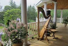 Harp porch