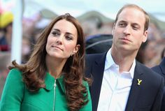 Kate Middleton Photos: The Duke & Duchess of Cambridge And Prince Harry Attend The Tour De France Grand Depart