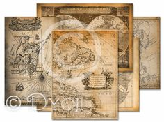 Maps   Printables