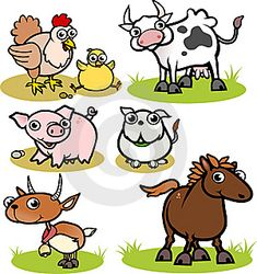 séquence sur les animaux de la ferme