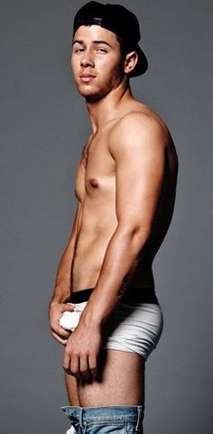 I would be a couger for him.... Nick Jonas - Flaunt Magazine