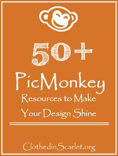 Do you use Picmonkey? When I was researching for PicMonkey tutorials online, I found that there were several, but they were hard to find. I decided to curate a big list of PicMonkey tutorials to help you master PicMonkey for your graphic