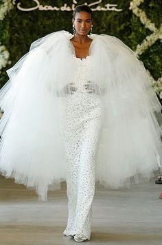 Bill Blass Wedding Dress