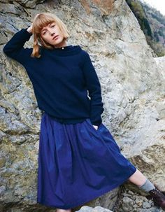 Women's Clothing Late Autumn Lookbook | TOAST page 13 by TOAST