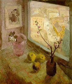 Efraim Seidenbeutel: 'Still Life', 1930