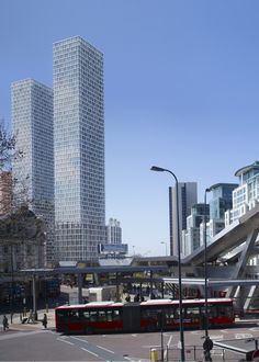 London Vauxhall Square | 168m
