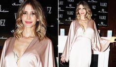 Súper bomba: Guillermina Valdés presentó su perfume con un outfit satinado y sexy | Fashion TV