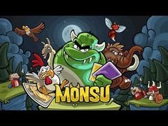 Monsu - jump and win for free - Games Review