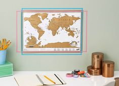 Scratch Map is the Original Scratch off map featuring a top foil layer. Scratch off to reveal a highly detailed map and create a personalised visual travel record Man Shower, Turkey Glaze, Travel Clothes Women, Scratch Off, Ground Turkey Recipes, Travel Maps, Travel Memories, Japan Travel, Mini