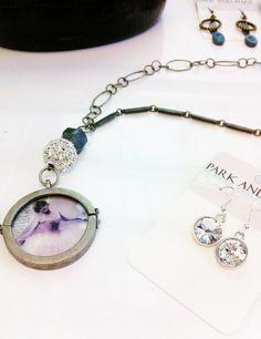 Park and Buzz Modern Jewelry Modern Jewelry, Pandora Charms, Pendant Necklace, Bracelets, Park, Fashion, Bangles, Moda, La Mode