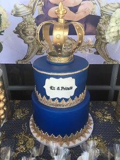 Royal Prince Baby Shower Cakes   Google Search | Prince Baby Showers |  Pinterest | Boys, Search And Royal Prince