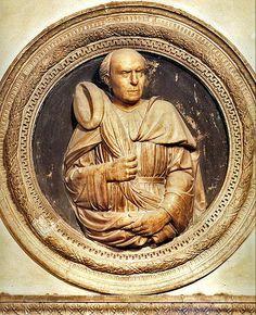 Filippo Brunelleschi (1377–1446), first Renaissance architect.