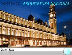 Uma das criações de influência Européia é a Estação da Luz, faz parte do cartão postal da cidade de São Paulo.