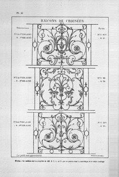 CAP_PL0041 – Balcons de croisées