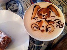 Latte / Cappuccino Art