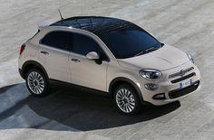 Fiat 500X Loungue