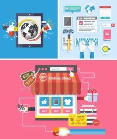Online Shop Social Media and Seo Optimization